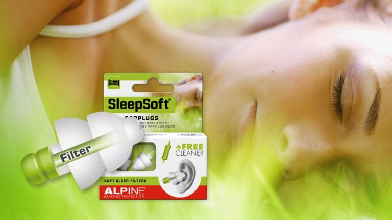 Alpine SleepSoft with picture