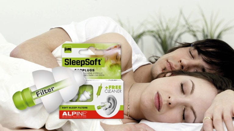 Alpine SleepSoft with picture couple