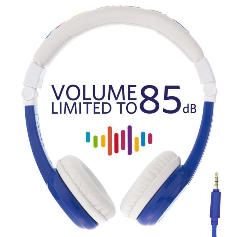 buddyphones EXPLORE FOLDABLE - BLUE