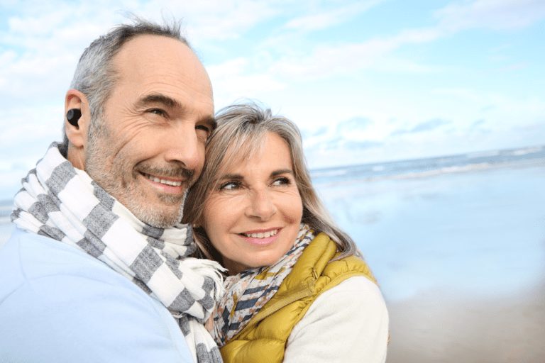 IQbuds BOOST Lifestyle Couple