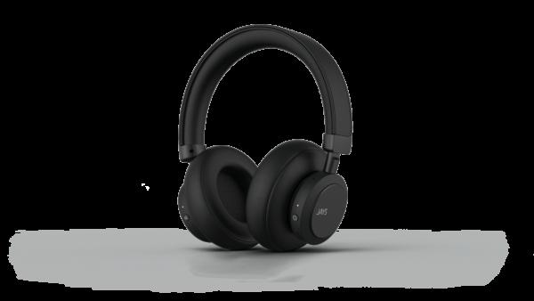 Jays q-Seven trådløse hodetelefoner med aktiv støykansellering