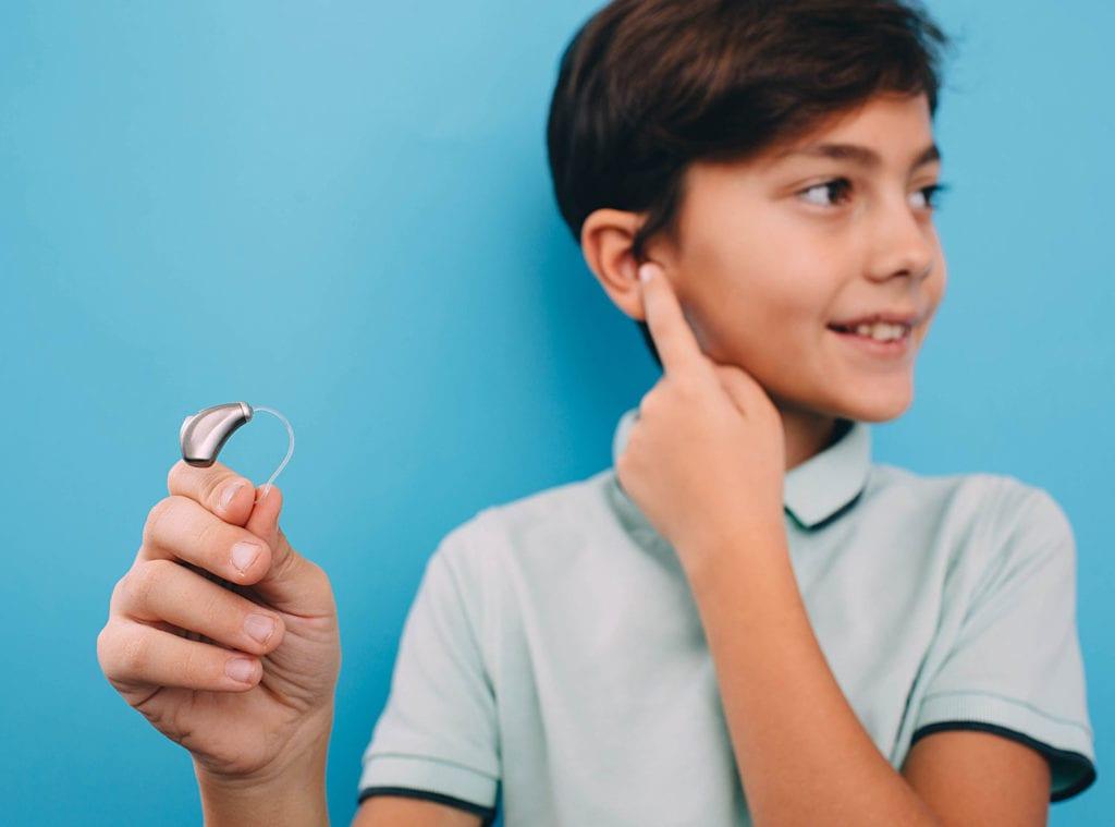 et høreapparat må lære deg å kjenne