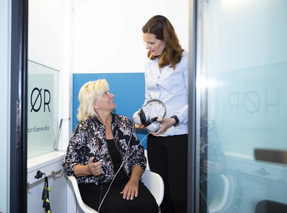 tinnitus behandling